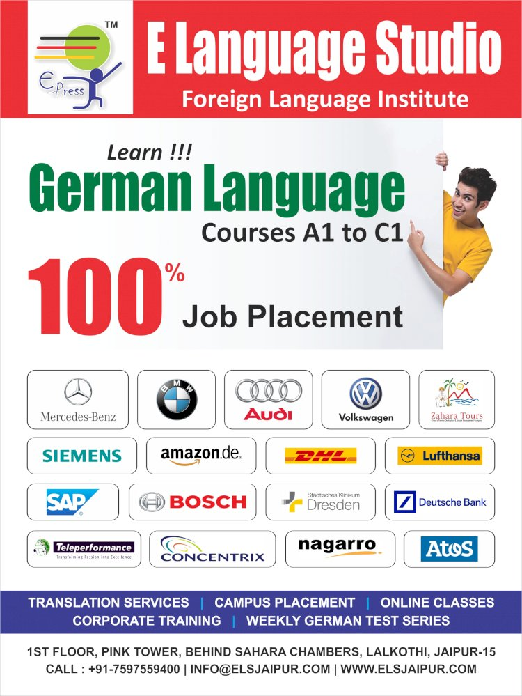 Start New Language in 2020 to boost your career
